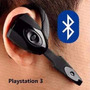 Fone Headset Ex-01 Bluetooth 3.0 Playstation 3 Ps3 Jogos