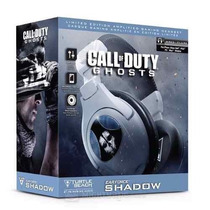 Headset Turtle Beach Call Of Duty Ghosts Ps3 Ps4 Xbox 360 Pc