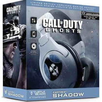 Headset Turtle Beach Call Of Duty Ghosts Ps3 Ps4 Xbox 360