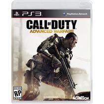 Call Of Duty Advanced Warfare Gold Ps3 Dublado Pt-br Cód Psn