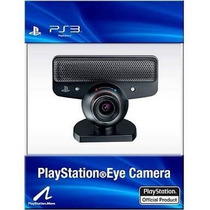 Ps Eye Ps3 Pc Produto Original Sony Lacrado Na Caixa Webcam