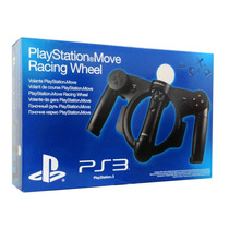 Acessorio Racing Wheel Volante Playstation Move Para Ps3