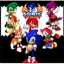 Sonic The Fighters Ps3 Jogo Midia Digital