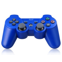 Controle Ps3 Sem Fio Seis Eixos Controlador Dualshock(azul)