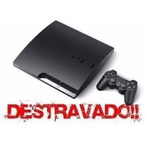 Downgrade Ps3 Fat E Slim Cfw P/ 3.55