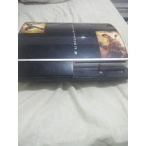 Playstation 3 Fat 80gb Console Funcionando - Play 3 / Ps3