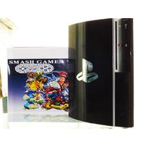 Playstation 3 Fat Personalizado, Super Conservado!