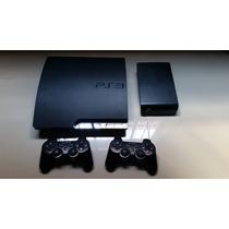 Playstation 3 160gb + 1tb Desbloqueado!