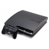 Playstation 3 320gb Semi-novo + Jogos + Hdmi