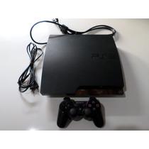 Ps3 320 Gb + Controle Original + Cabo Hdmi + 11 Jogos