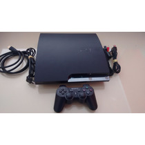 Play Station 3 160 Gb Destravado Semi Novo