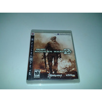 Call Of Duty Modern Warfare 2 - Ps3 - Original