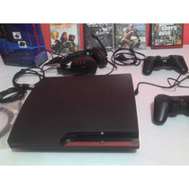 Playstation 3 Slim Hd 250 Gb Original