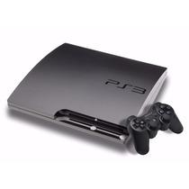 Playstation 3 Slim 250gb Perfeito Estado - Cech-2501a