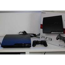 Playstation 3 160 Gb 2 Controles 10 Jogos Originais