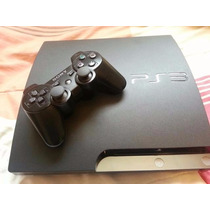 Ps3 Playstation 3 Slim 320g Barato Jogo Fifa15