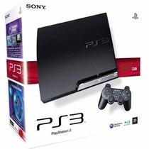 Playstatios 3 Sony - 120 Gb + Jogo Wwe13