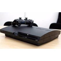 Ps3 Playstation 3 Destravado Dex +controle+cabo Hdmi + Jogos
