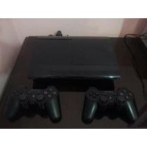 Playstation 3/ 2 Controles/ 10 Jogos Originais/ Hdmi/headset