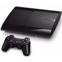Playstation 3 Ps3 12gb Super Slim Bivolt 3d Blu-ray Hdmi