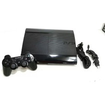 Playstation 3 Ps3 250gb Super Slim Bivolt 3d Blu-ray + Hdmi