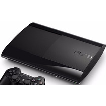 Ps3 Sony Playstation 3 12gb Super Slim Bluray 3d Dvd Reg4