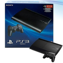 Playstation 3 Super Slim 250gb Hdmi Blu-ray 3d Bivolt