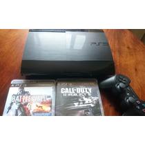 Playstation3 250gb + Battlefield 4 + Call Of Duty Ghosts