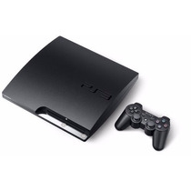 Playstation 3 Ps3 Slim 160gb 1 Controle Semi-novo