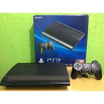 Playstation 3 Ps3 250gb Super Slim Bivolt+hdmi +frete Gratis