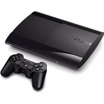 Playstation 3 Ps3 Super Slim 500 Gb Pequenos Riscos.garantia