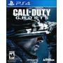 Jogo Call Of Duty Ghosts Para Playstation 4 Seminovo Ps4