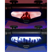Adesivo Light Bar Decal Ps4 Zombies/zumbis