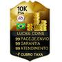 Fifa 16 Coins Ps4 50k Envio Imediato (cubro Taxa Ea)