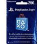 Cartão Psn Brasileira - Crédito De R$ 250 Playstation Store