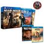 Jogo Mad Max: Edição Especial - Ps4 + Blu-ray Mad Max+bluray