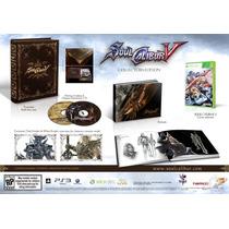 Soulcalibur V Collectors Edition Xbox 360 Bandai Namco