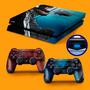 Skin Playstation 4 Capa Ps4 Adesivo Final Fantasy Xv 15