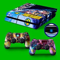 Skin Playstation 4 Capa Ps4 Adesivo Borderlands The Pre-sequ