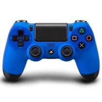 Controle Ps4 Playstation 4 Dualshock 4 Original Sony Azul