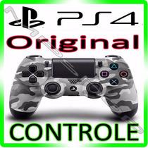 Controle Ps4 Playstation 4 Original Sony Dualshock Camuflado