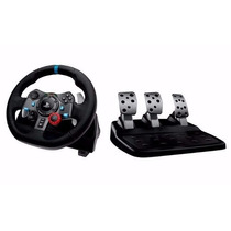 Volante Logitech G29 Driving Force Ps4/ps3/pc Pronta Entrega