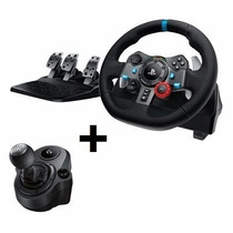 Volante Logitech Driving Force G29 + Cambio Ps4/ps3/pc