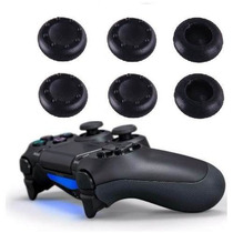 Par Grip Borracha Silicone Analógico Xbox One Ps4 Ps3 Ps2