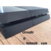 Playstation 4 Ps4 + Hdmi + 500gb + 4 Jogos - Como Novo