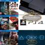Ps4 Desbloqueado Destravado Playstation 4 Sony + 15 Jogos