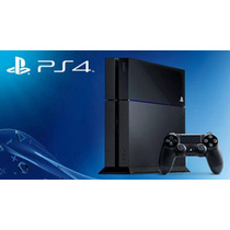 Playstation 4 500gb Blu Ray Hdmi Ps4 Sony Bivolt (novo)