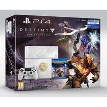 Playstation 4 500gb Destiny The Taken King