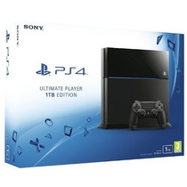 Vídeo Game Novo Sony Playstation 4 Com Hd 1tb Ps4 Bivolt