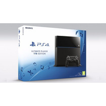 Playstation 4 Ps4 1tb 1216b 1000gb - Novo - Pronta Entrega